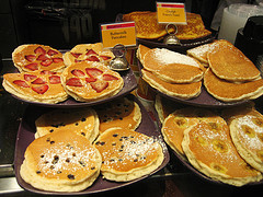 September 26th is National Pancake Day.