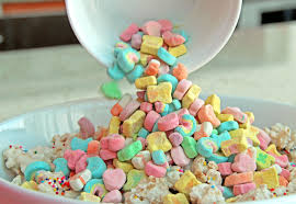 Lucky Charms were invented in 1963 by General Mills. And the pink heart is the only marshmallow that hasn't been changed in either shape or color during the history of the cereal, Fun Trivia reports.