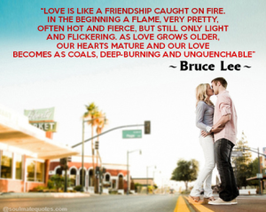 bruce-lee-quotes-love-is-like-a-friendship-caught-on-fire